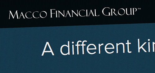Macco Financial Website