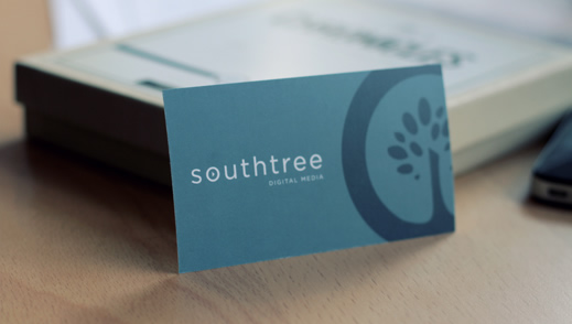 Southtree Business Card